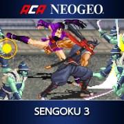 ACA NEOGEO SENGOKU 3