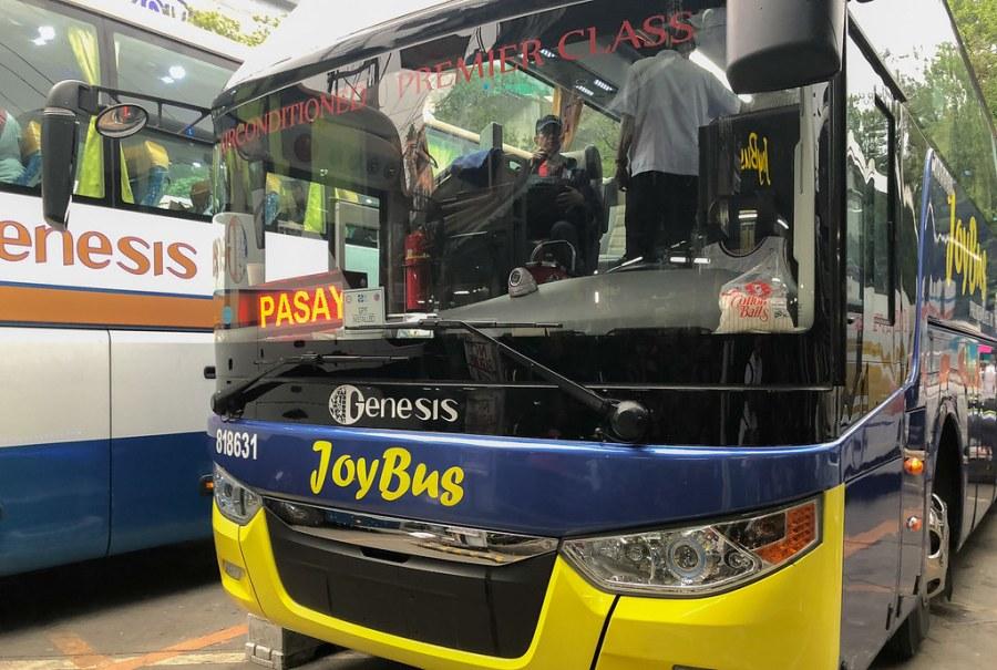 JOYBUS PREMIER CLASS BY GENESIS Manila to Baguio City (11 of 29)