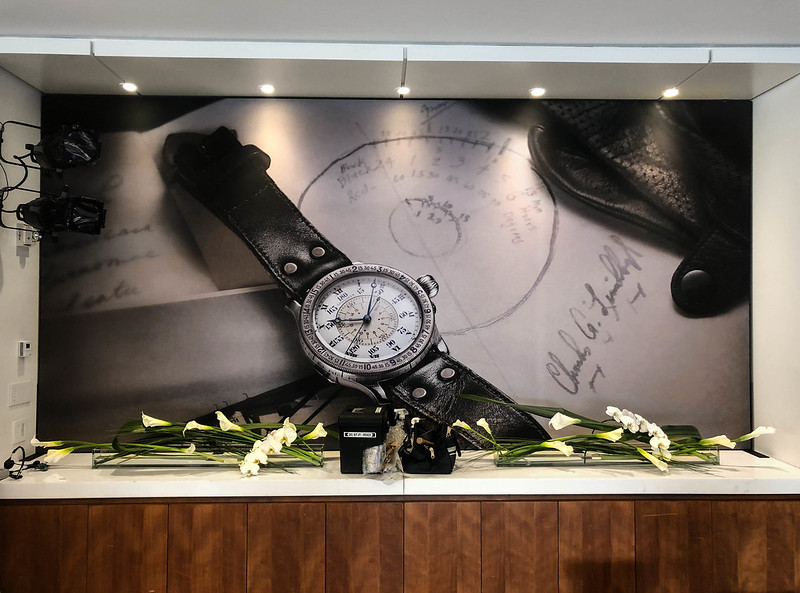 Wall Mounted SEG Fabric for Longines Event
