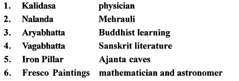 ICSE Solutions for Class 6 History and Civics - History - Gupta Empire-9