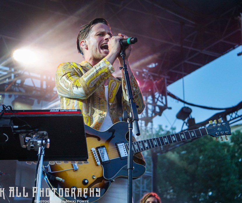 Foster The People - Bunbury 2018 - Cincinnati, Ohio