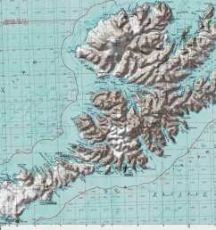 map of unalaska island in the aleutians [ 3536 x 2318 Pixel ]