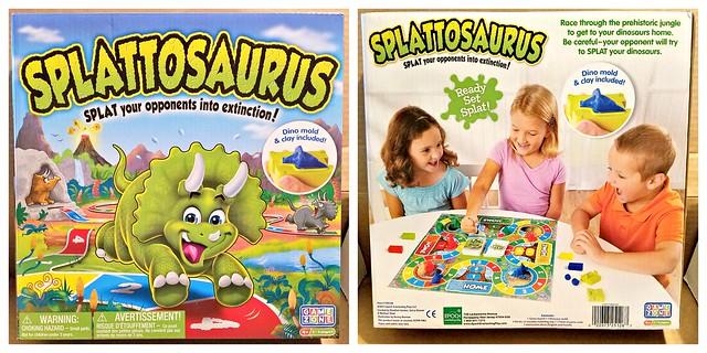 A Fun Dinosaur Stampede For Kids
