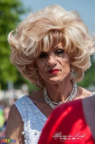 Grachtenparade 2018 - Hilda van den Burgt