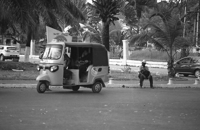 Phone Call from a TukTuk