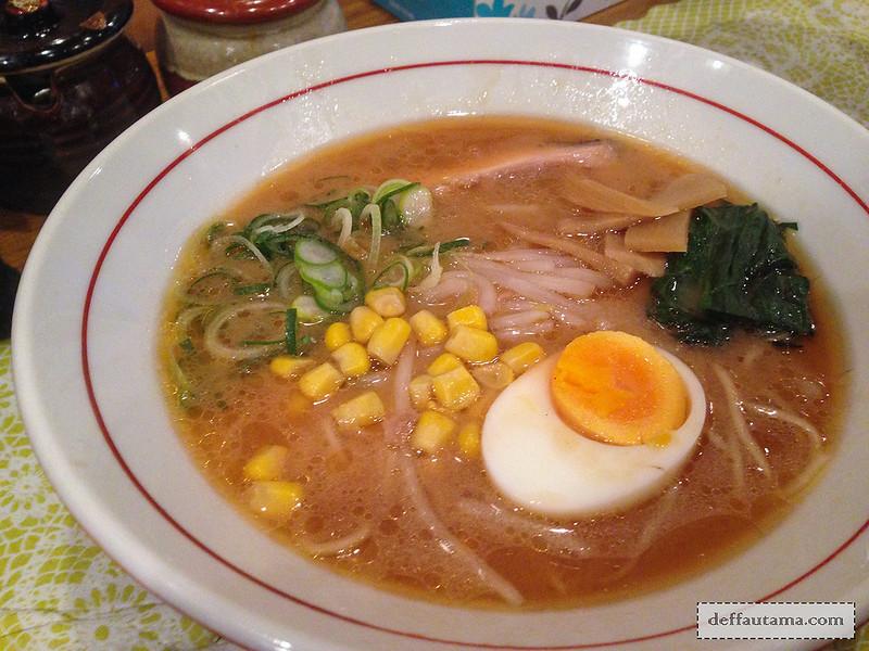 Babymoon ke Jepang - Miso Ramen