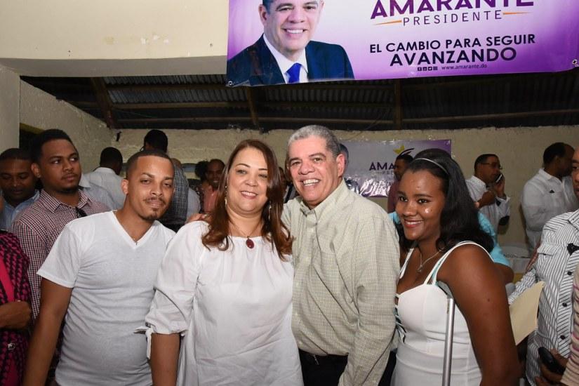 Villa Mella, 9 de Junio, 2018 - Encuentro de Apoyo