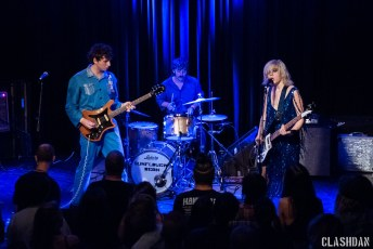 Sunflower Bean @ Cats Cradle Back Room in Carrboro NC on June 3rd 2018