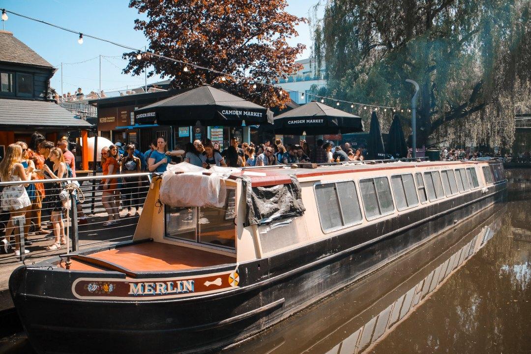 Mercato di Camden Town
