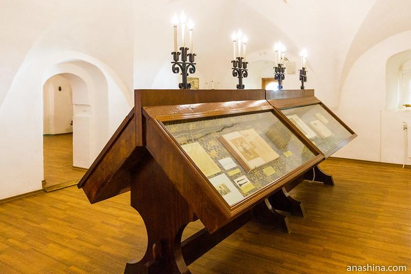 Древнерусские книги, Спасо-Евфимиев монастырь, Суздаль