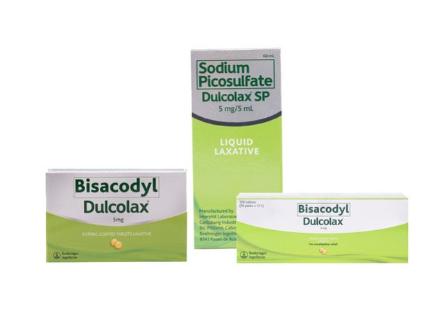 Dulcolax Product Shots
