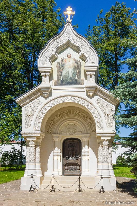 Усыпальница князей Пожарских, Спасо-Евфимиев монастырь, Суздаль