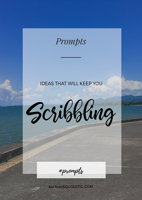 Creative Scribbling Prompts