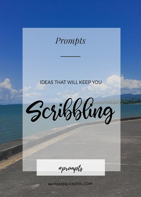 Creative Scribbling Prompts
