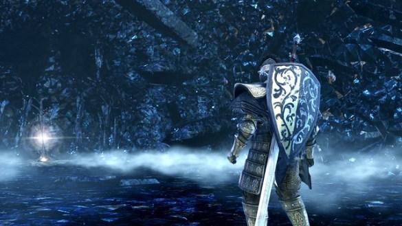 Dark Souls Remastered - Crystal Cavern