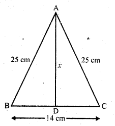RD Sharma Class 10 Solutions Chapter 4 Triangles