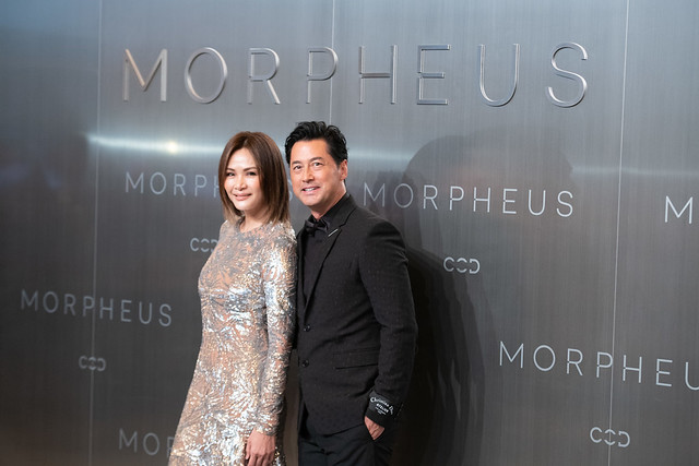 Melco Morpheus building Opening