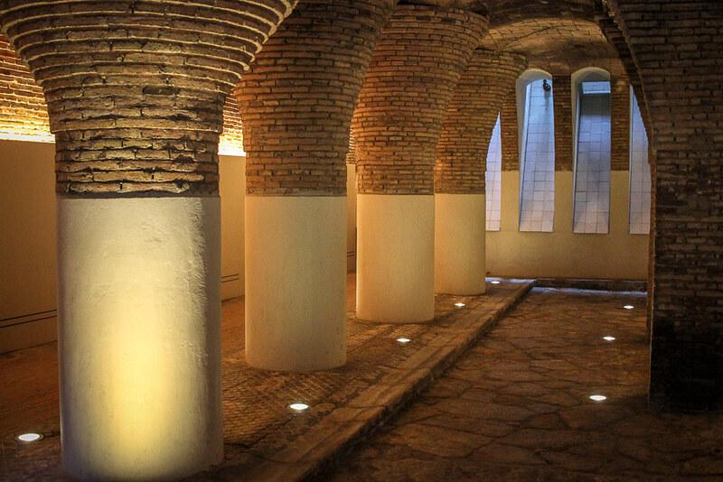 25 fotos de interior y exteriores del Palacio Gell en Barcelona otra genialidad Gaud  101