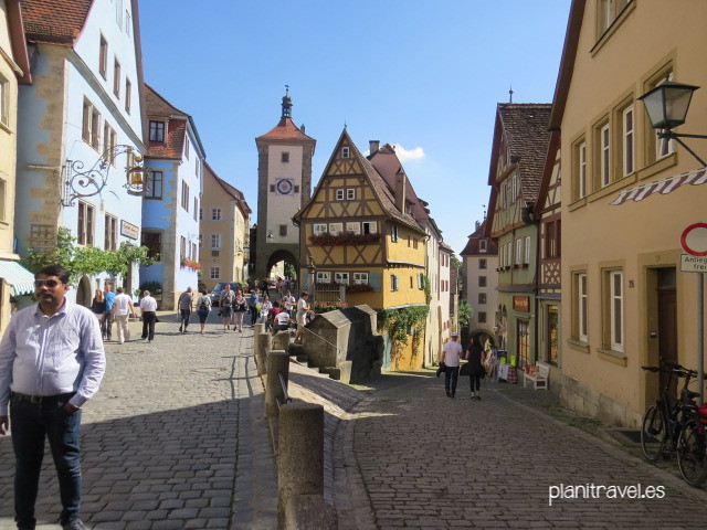 Rothenburg ob a Tauber