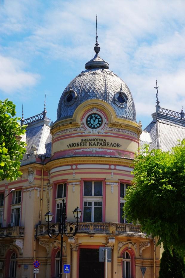 Lyuben Karavelov Library