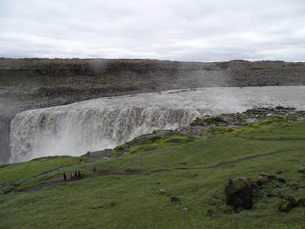 Cascada de Dettifoss Parque Nacional de Jokulsargljufur Islandia 03