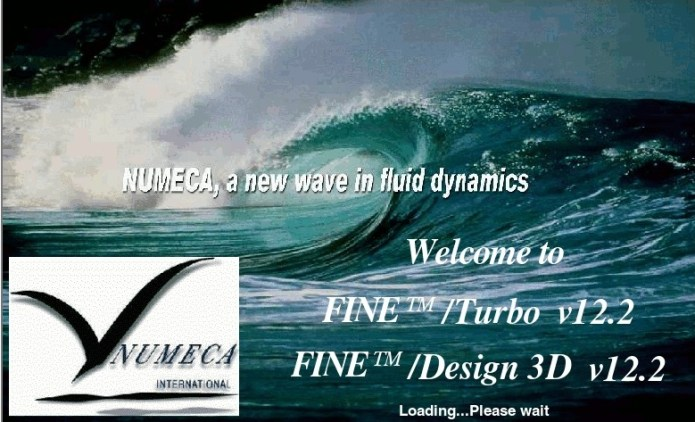 NUMECA FINE-Turbo 12.2 Win64 full license