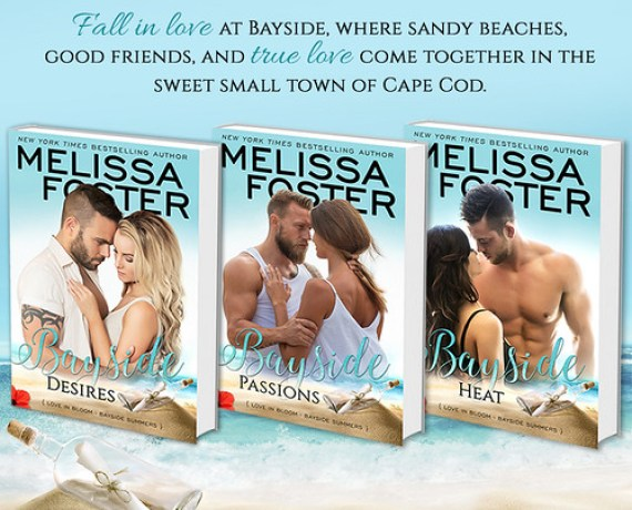 Bayside Heat by Melissa Foster Book Review