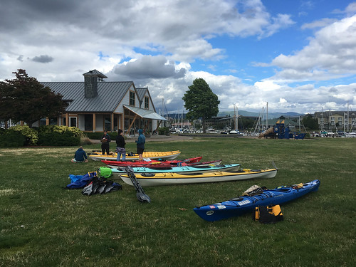 Bellingham Harbor with Moondance Kayaks-2