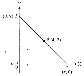 Selina Concise Mathematics Class 10 ICSE Solutions Chapter 13 Section and Mid-Point Formula Ex 13B 6.1