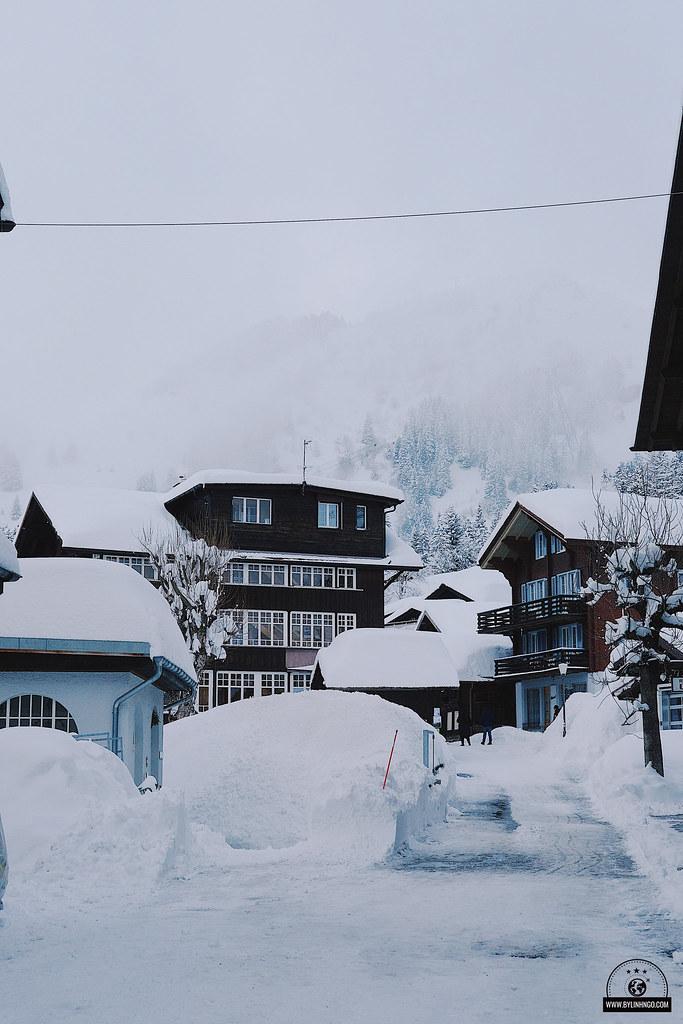 làng Murren