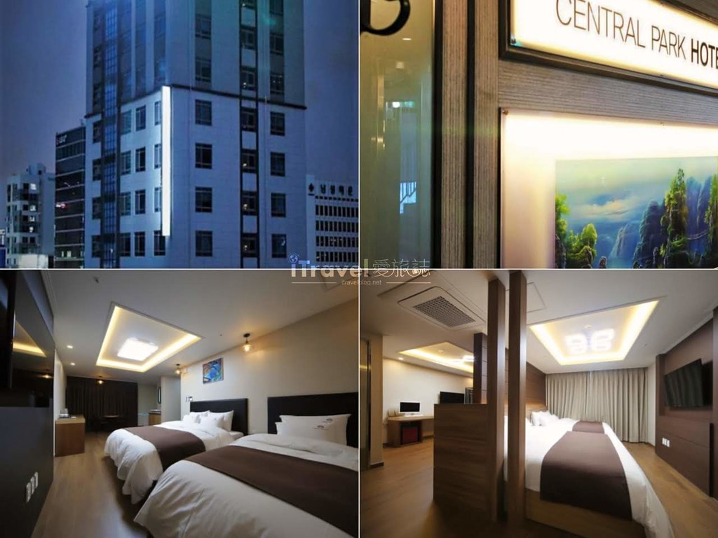 Central Park Hotel Busan 2