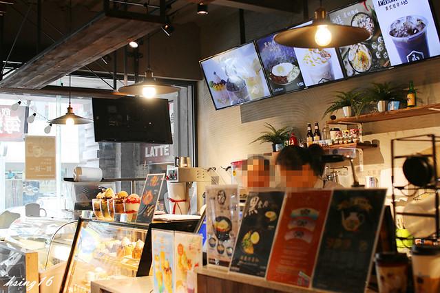 【食記】臺北車站。Caffe bene 咖啡伴*韓星迷必來! 不限時韓系咖啡廳 刨冰 韓式料理 @ ♥心心♥ 我吃故我在 ...