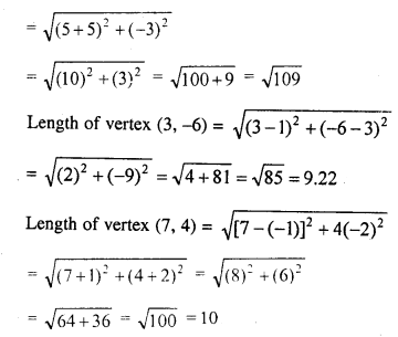 Selina Concise Mathematics Class 10 ICSE Solutions Chapter 13 Section and Mid-Point Formula Ex 13B 7.2