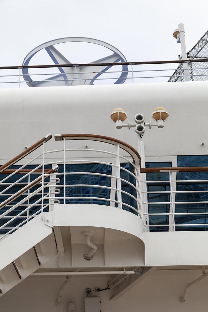 Sapphire Princess Cruise Ship