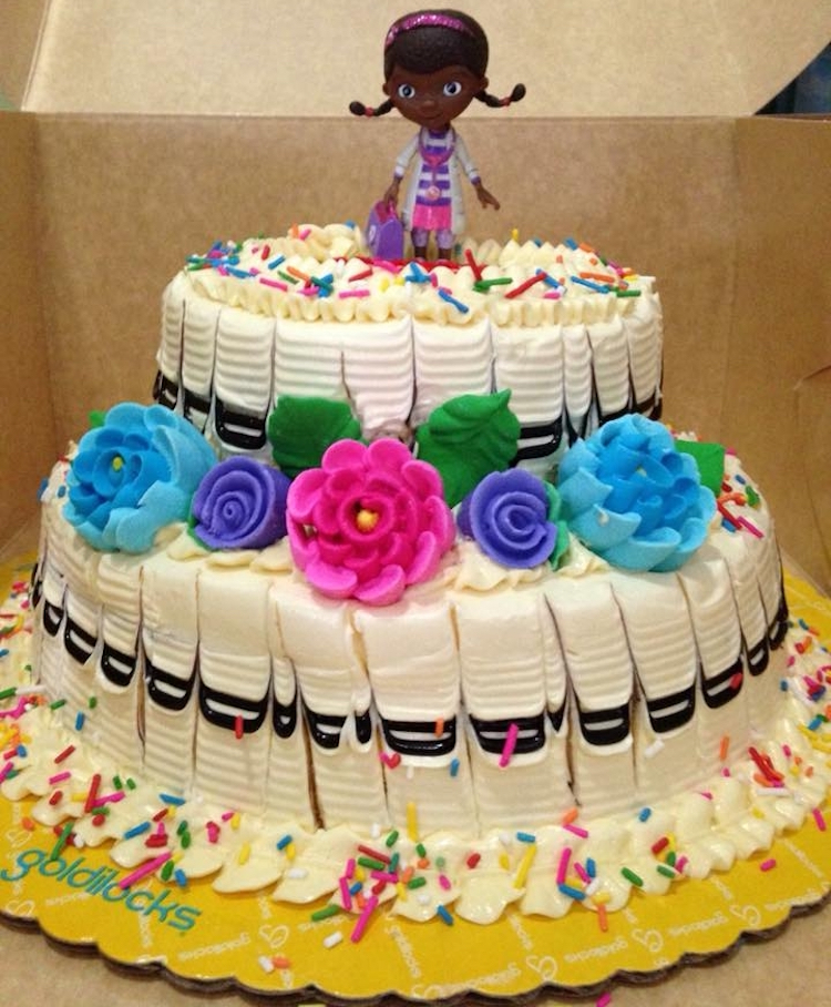 Goldilock's Cakes