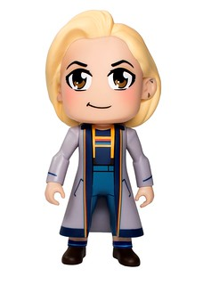 Kawaii 13th Doctor 6.5 Cutout 01