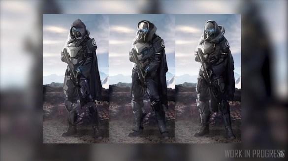 Star Citizen - Hurston Security Armor