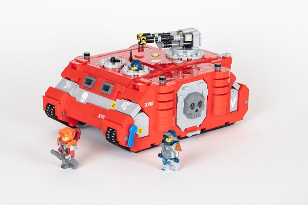 Lego Tank Archives The Brothers Brick The Brothers Brick