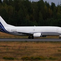 West Atlantic UK G-JMCL, OSL ENGM Gardermoen
