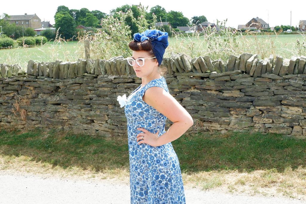 Georgia Vintage On Depop Dress Maxi Floral