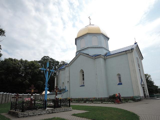 2018 07 Свято-Покровский женский монастырь с. Гоща Ровенской области