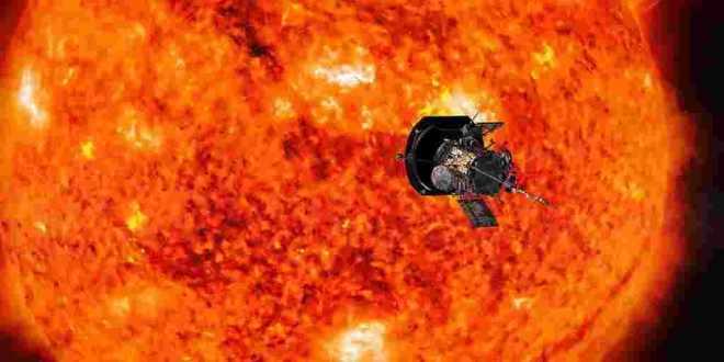 sonde-parker-solar-probe-retard