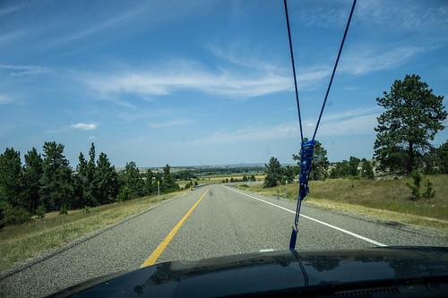 Driving Across Montana-6