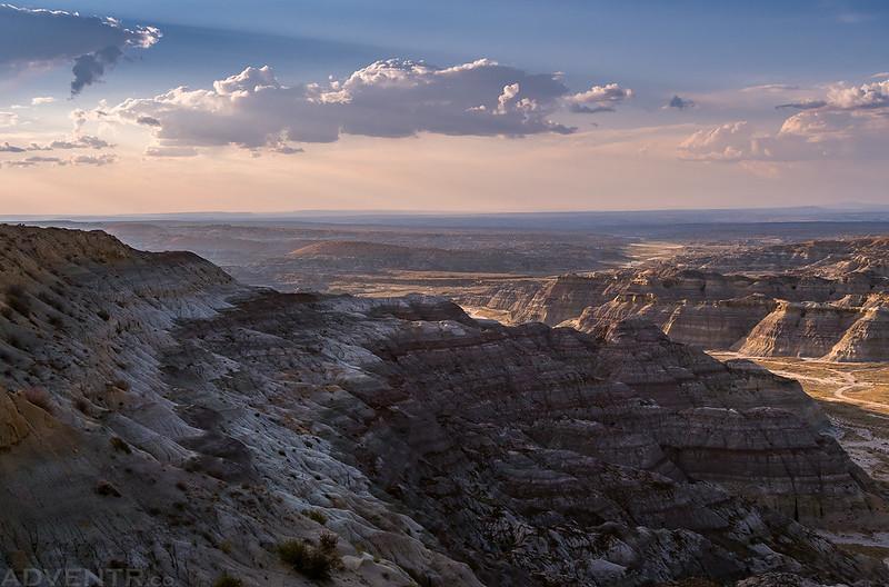 Kutz Canyon Badlands