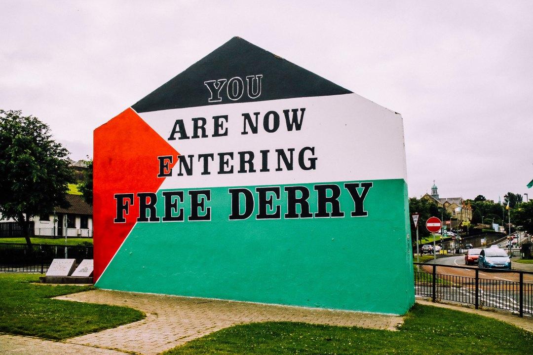Bogside, Free Derry