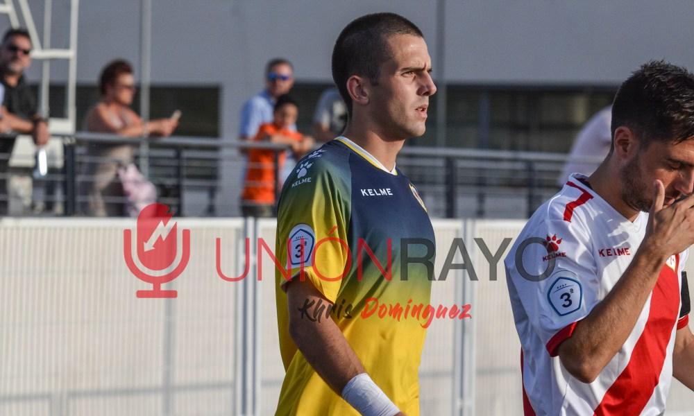Rayo B 1-0 Getafe B (Copa RFFM)