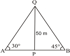 RS Aggarwal Solutions Class 10 Chapter 14 Height and Distance Ex 14a 22