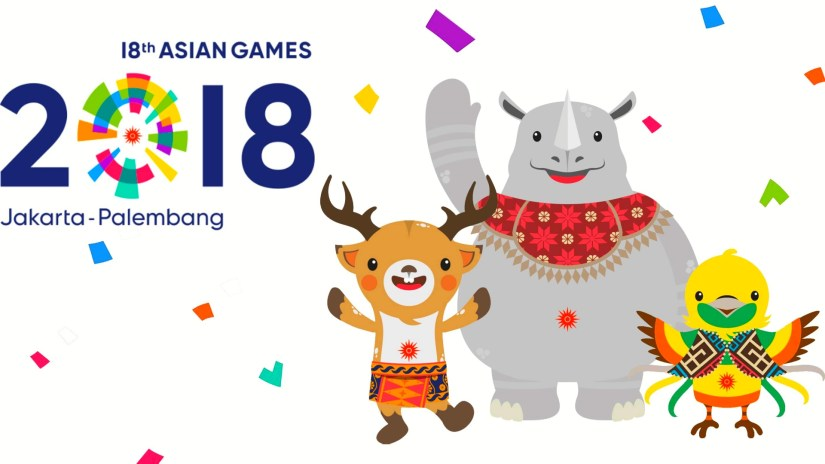 Asian Games Ke-18 Dalam Infografik