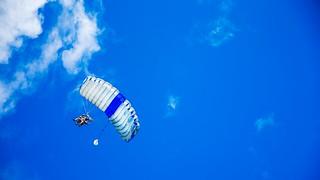 skydiving Photo by Eun-Kwang Bae on Unsplash