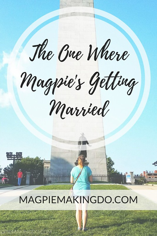 The One Where Magpie's Getting Married